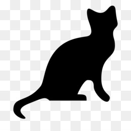 260x260 Free Download Cat Dog Silhouette Clip Art