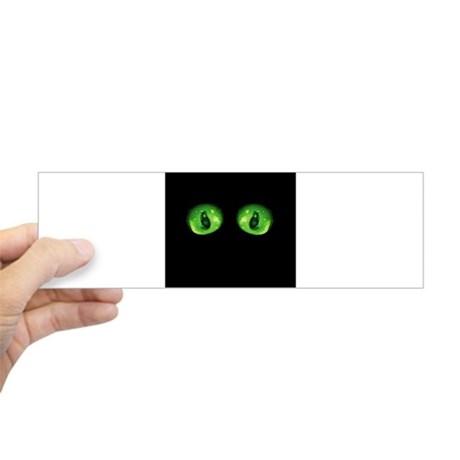 460x460 Cat Eye Bumper Stickers