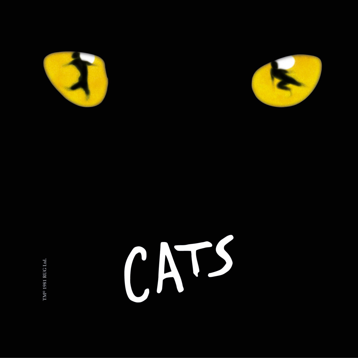 1142x1142 Dyk That The Logo For The Musical Cats Has The Silhouettes