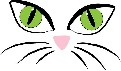 500x292 Cat Face Free Svg Cricut Shirts Cat Face, Cat