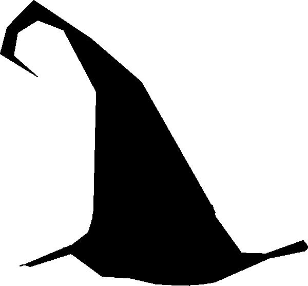 600x556 Witch Hat Clip Art