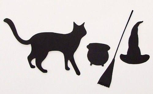 Cat Silhouette Halloween