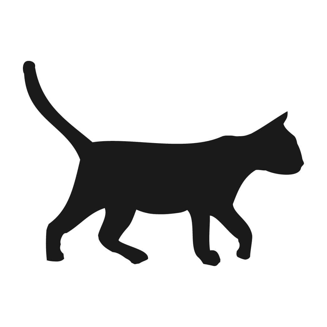 1042x1042 Outline Walking Clipart