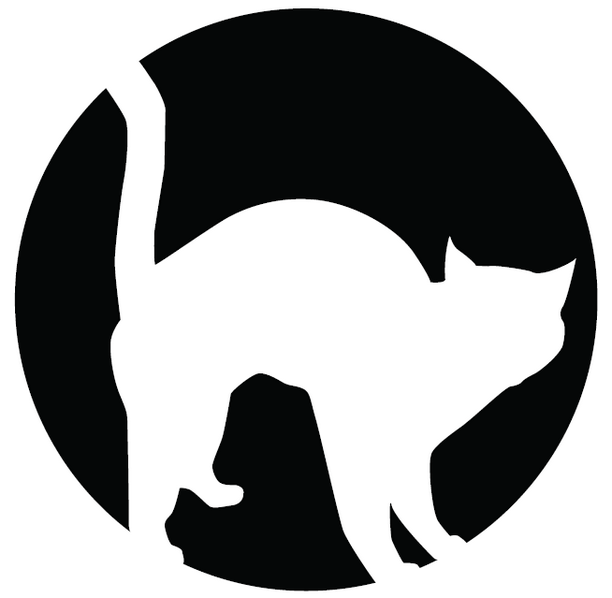 Halloween templates | cat free-n-fun halloween from oriental.