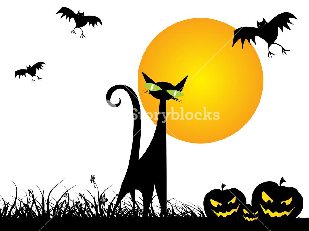 1000x750 Wallpaper For Halloween Celebration Royalty Free Stock Image