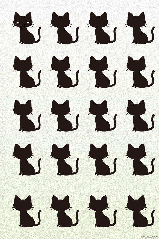 640x960 Cats Iphone Wallpaper Artsy Wallpaper, Cat And Cat