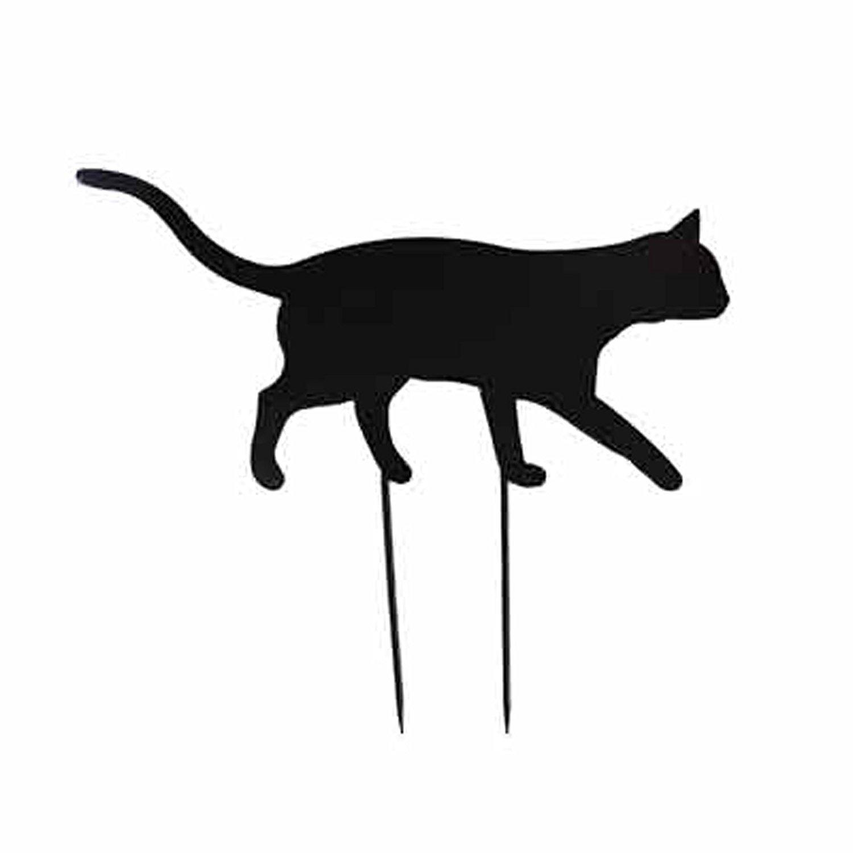 1500x1500 Cat Garden Ornament Black Cat Ornament For Your Lawn Or Large Pot