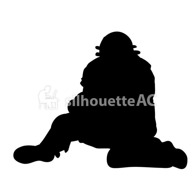 750x749 Free Silhouette Vector Icon, An Illustration