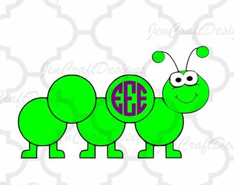 340x270 Caterpillar Svg Etsy