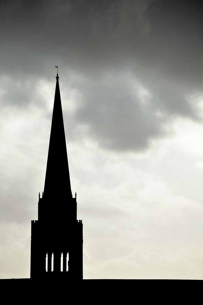 683x1024 Chichester Cathedral Silhouette 2 A Lister Photography.