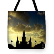 180x180 St. Louis Cathedral A Historic Silhouette At Jackson Square In New
