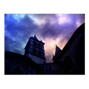 307x307 Cathedral Silhouette Cards