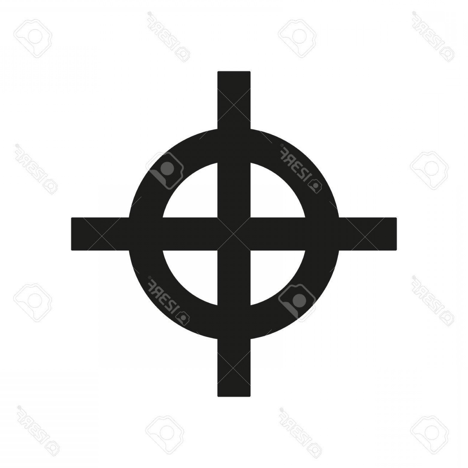 1560x1560 Catholic Celtic Cross Vector Logo Shopatcloth