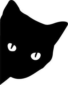 236x295 Cat Silhouette's Silhouette S, Cat Silhouette And Cat