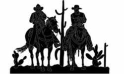 250x150 Western Metal Art Ranch Signs, Gates, And Custom Metal Art By