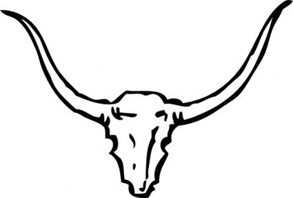 425x288 Brahman Cattle Vector