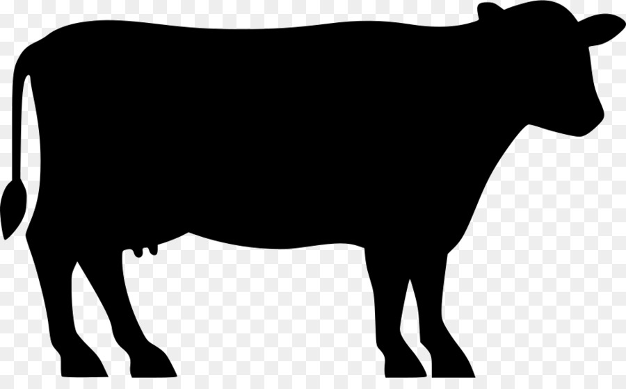 Cattle Silhouette Clip Art