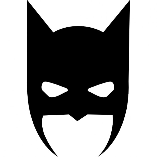 626x626 Batman Head Cover Icons Free Download
