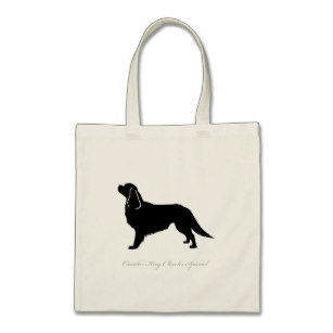 307x307 Cavalier King Charles Spaniel Silhouette Gifts On Zazzle Au