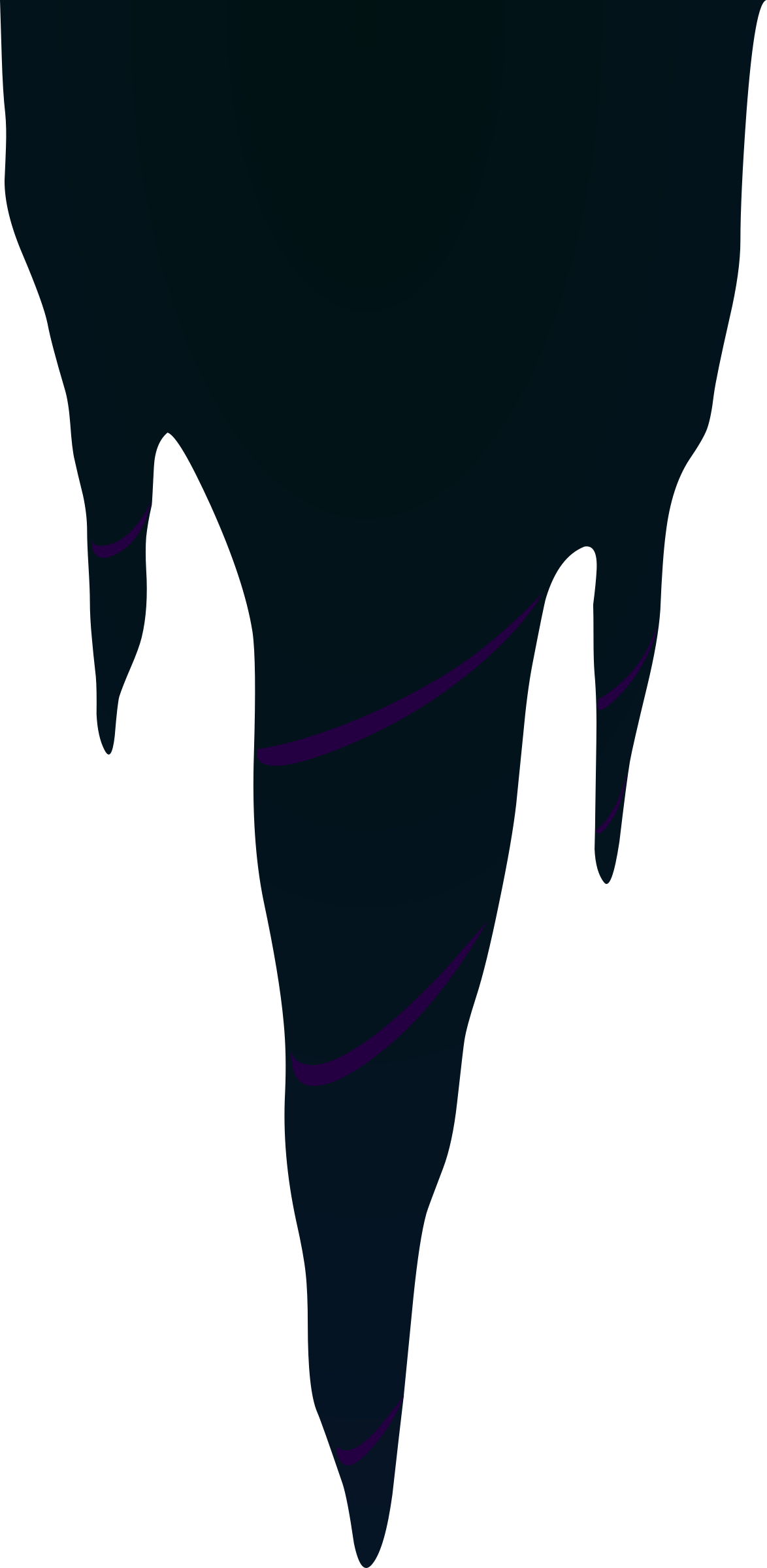 1174x2400 Ilmenskie Cave Stalactite 5 By @glitch, This Glitch Clipart Is