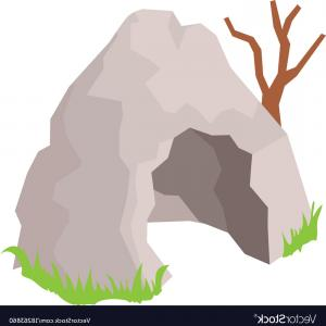 300x300 Stock Vector Cave Painting The Hunters And Deers Late Stone Age