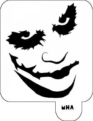 306x399 Celebrity Stencil