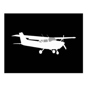 307x307 Cessna Postcards Zazzle