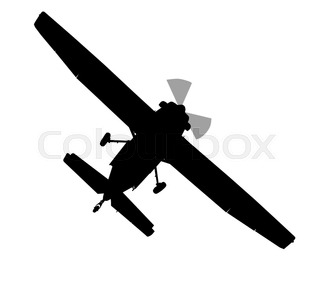 320x288 Front Profile Silhouette Of Landing X328 Atlas Angel Turbine