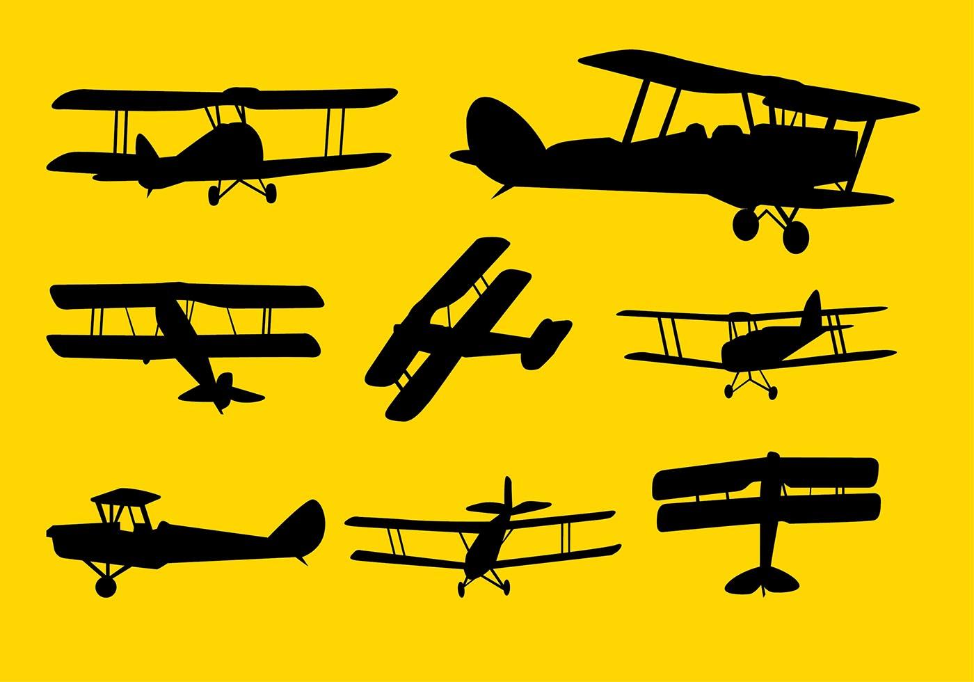 1400x980 Cessna Free Vector Art