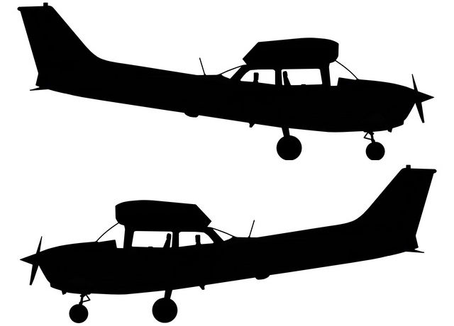 640x460 Cessna 172 Skyhawk