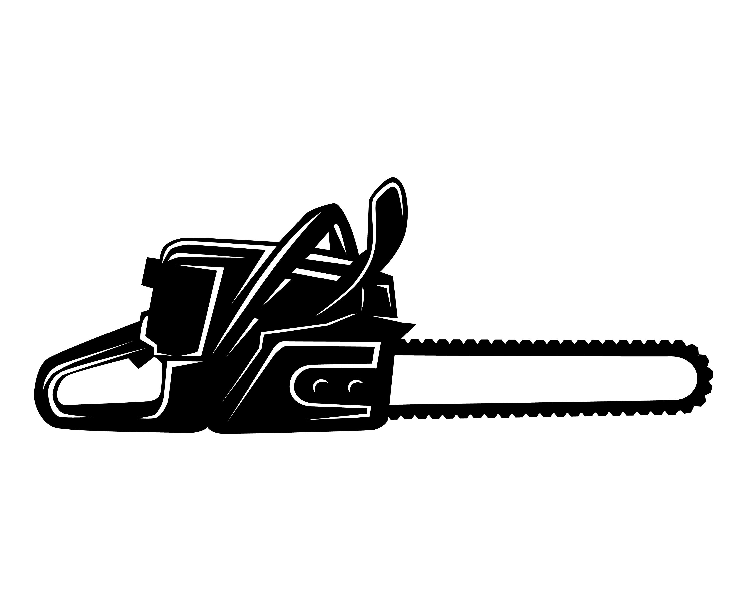 3000x2455 Chainsaw Svg, Chainsaw, Silhouette,svg,graphics,illustration