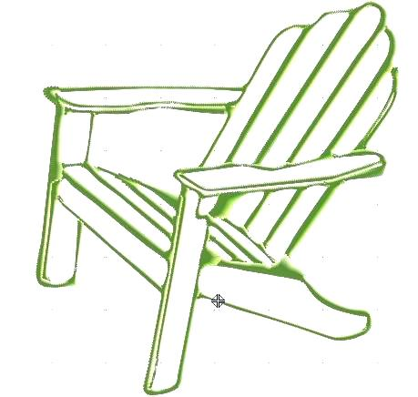 459x436 Adirondack Chair Silhouette Chair Silhouette Elegant Chair Vector