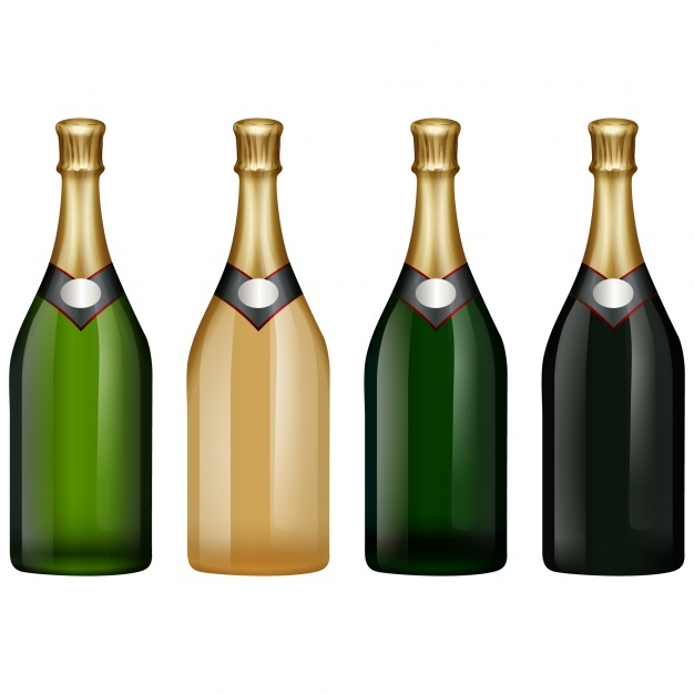 626x626 Champagne Bottle Vectors, Photos And Psd Files Free Download