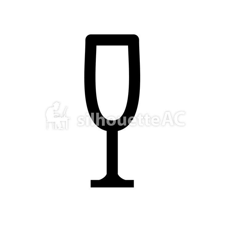 750x750 Free Silhouettes Sake, Alcohol, Event