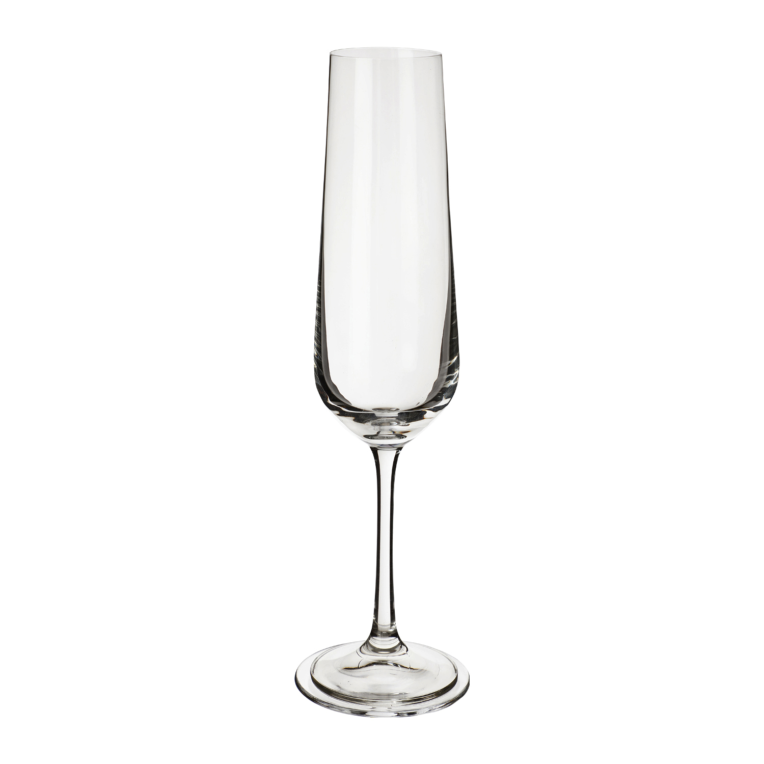 1500x1500 Sandra Clear Champagne Flute
