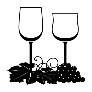 300x300 Wine Clipart, Cliparts Of Wine Free Download (Wmf, Eps, Emf, Svg
