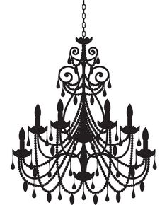 236x290 Chandelier Clipart Phantom The Opera