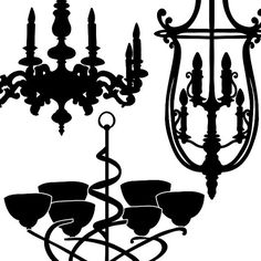 236x236 Chandelier Illustrations Illustrations Amp Cliparts