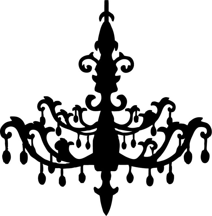 Chandelier Clipart At GetDrawings