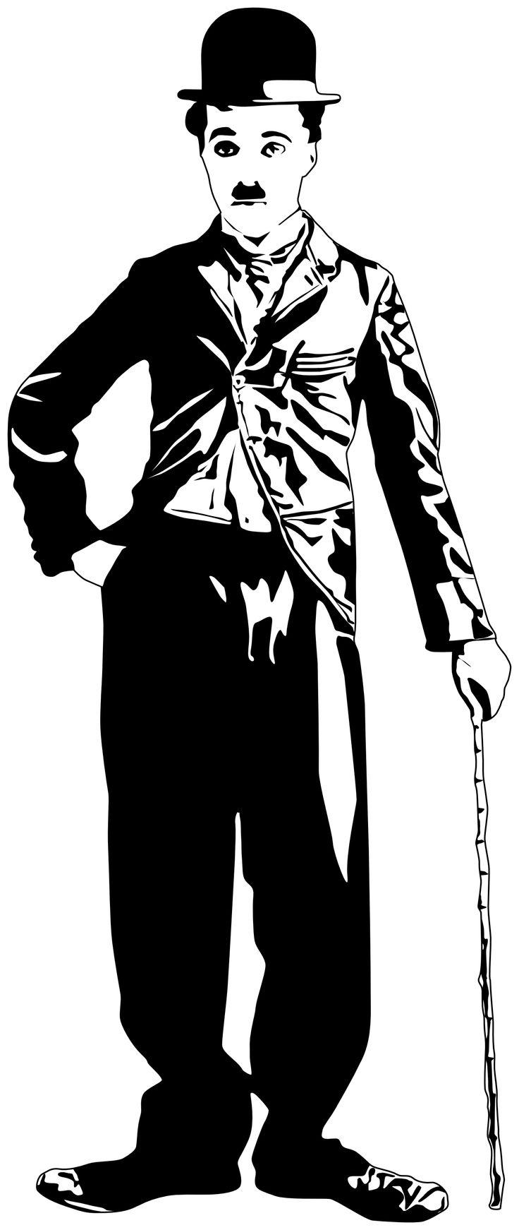 Chaplin Silhouette