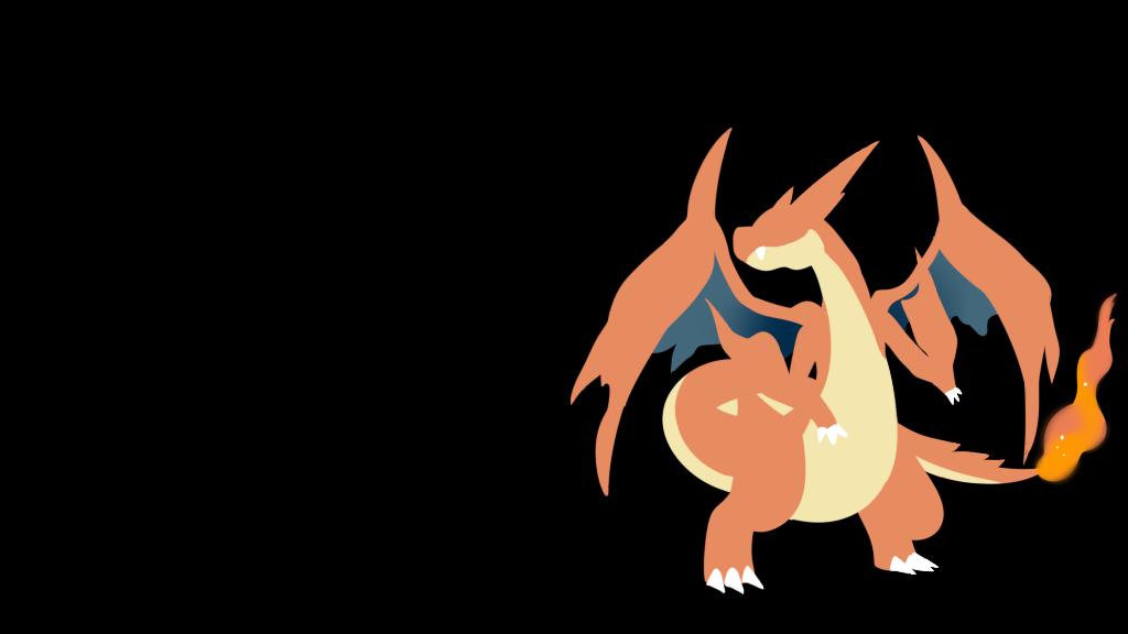 1024x576 Pokemon Wallpaper Mega Charizard Y By Flows Backgrounds