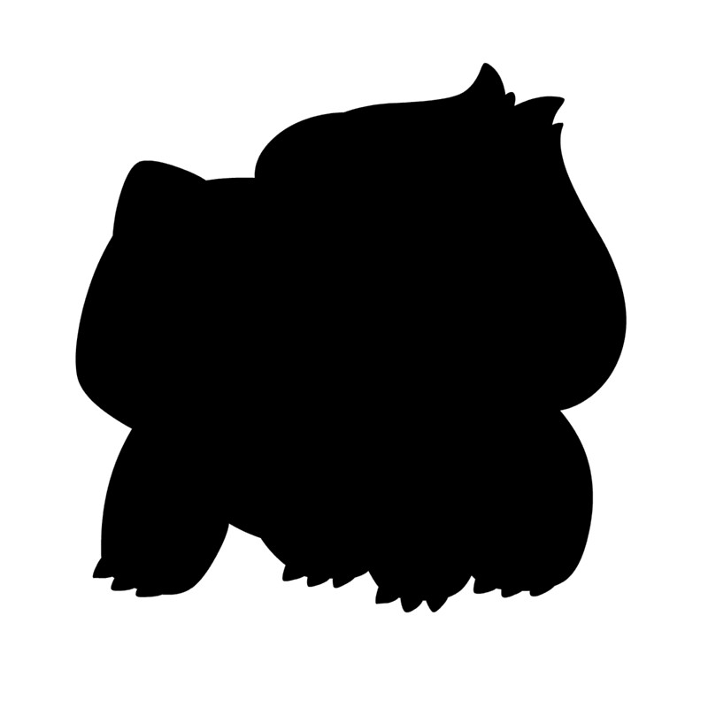 800x800 Can You Identify The Based Solely On Its Silhouette