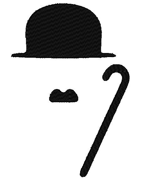 473x590 Charlie Chaplin Fill 6 Sizes Style Moustache By Dchasedesigns