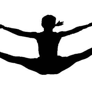 300x300 Toe Touch Silhouette Etsy