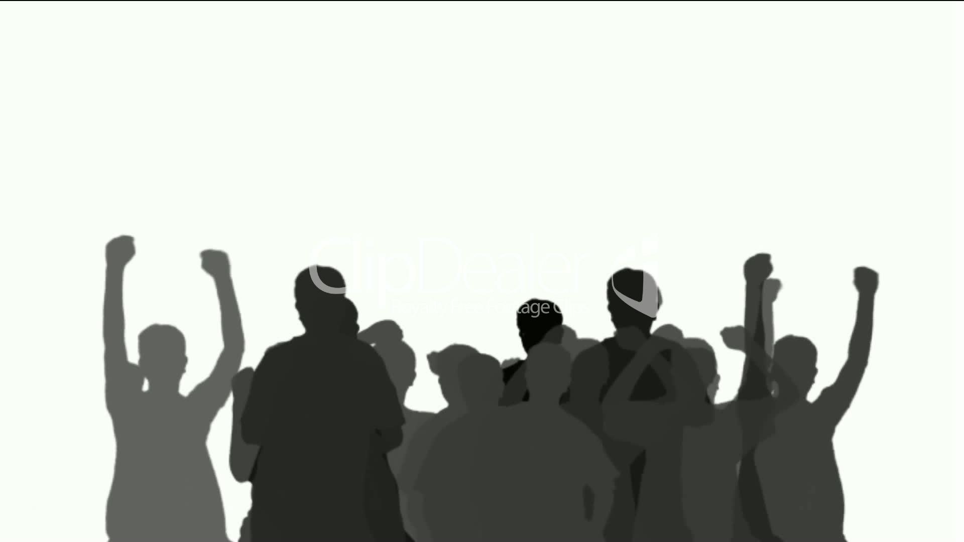 1920x1080 Cheering Crowd,dance People