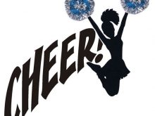 220x165 Cheerleading Graphics Free Cheer Clipart Image 12804 Cheerleading
