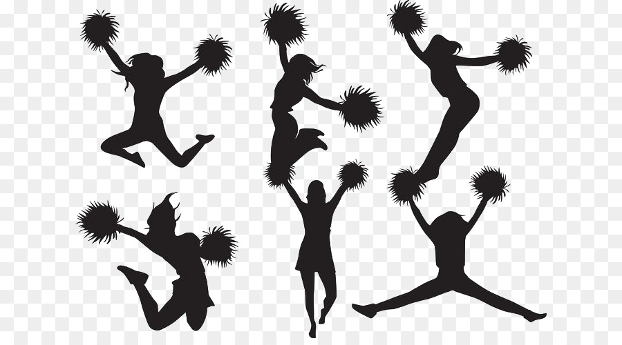 900x500 Cheerleading Scalable Vector Graphics Clip Art
