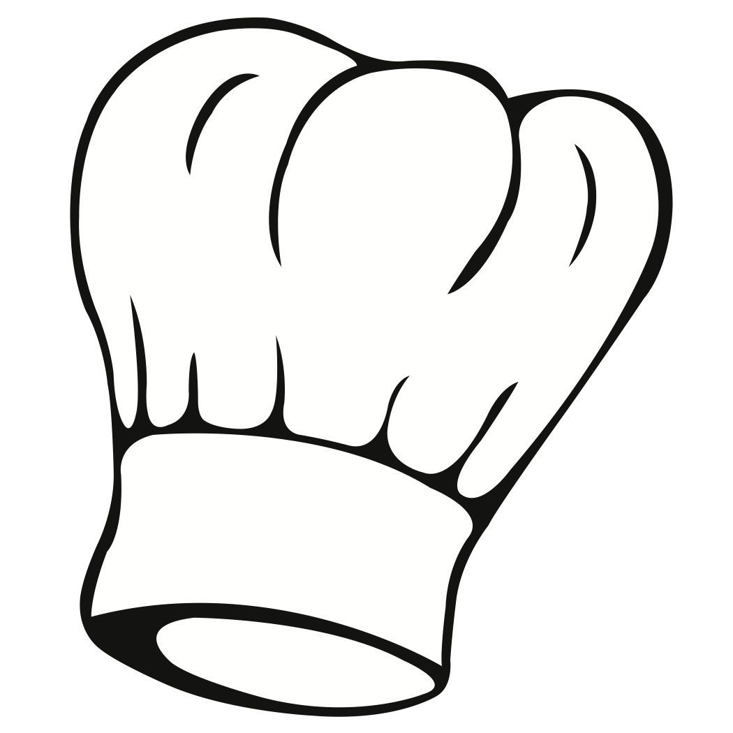 1050x1050 Free Free Svg File Of A Chef's Hat Free Svg Files