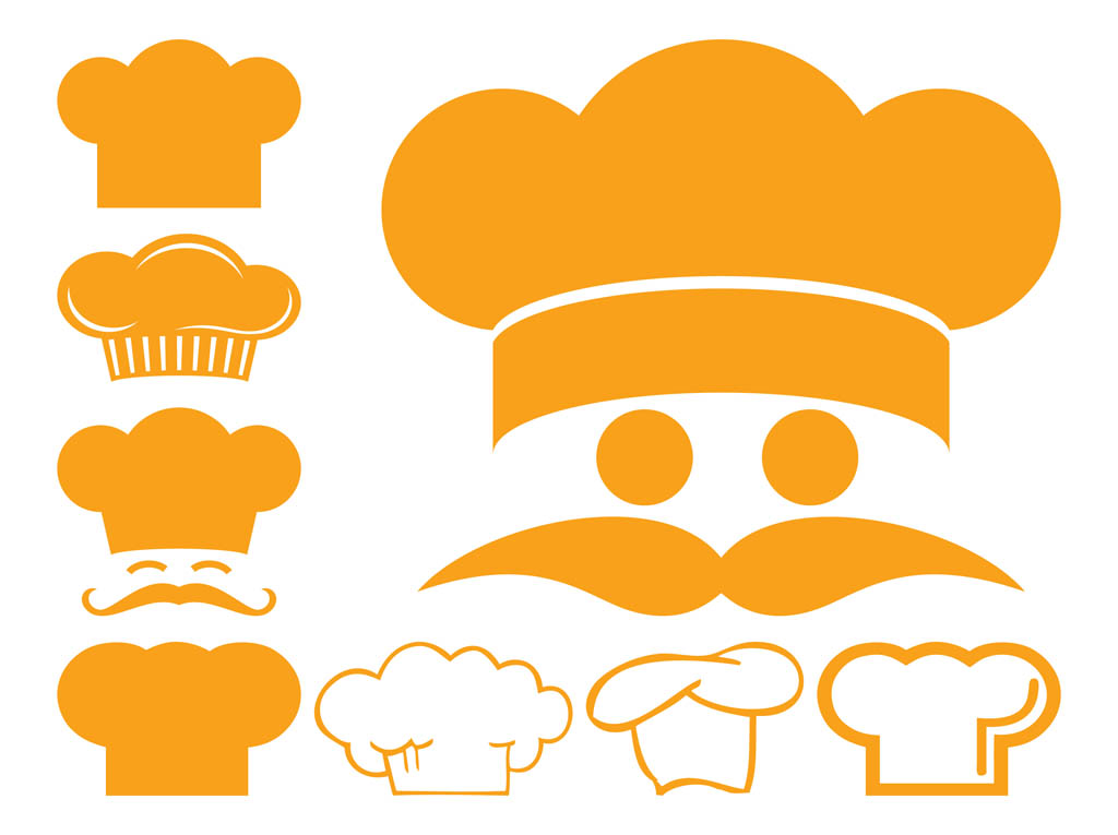 1024x765 Chef Hat Icons Vector Art Amp Graphics