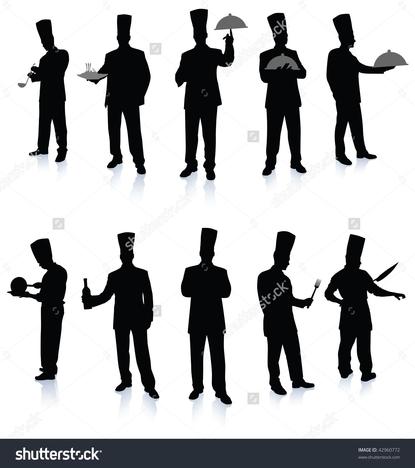 1420x1600 Image Result For Png Chef Silhouette Png People